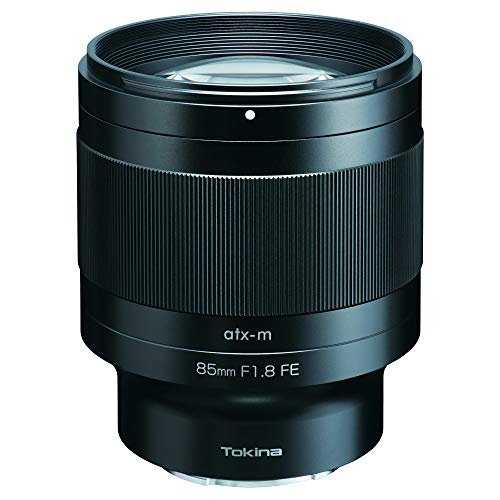 TOKINA atx-m 85mm F1.8 Compatible With Sony FE Mount