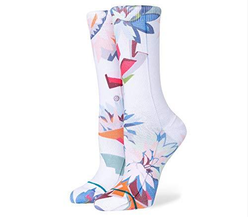 Stance Damen Socken CONSISTENT CREW, Größe:M, Farben:white
