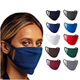 Youth Teenager Face Mask Cotton Face Mask Face Coverings Washable Masks Re-usable School Masks UK Burgandy