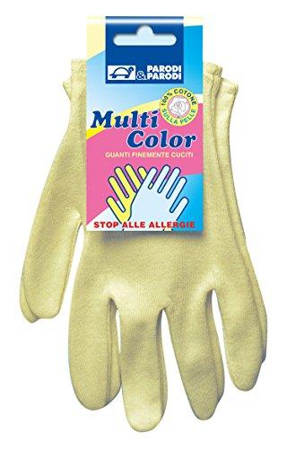 Guantes de algodón,guantes de algodón de un solo tamaño, guantes multiuso