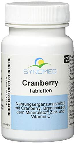 Cranberry Tabletten, 120 Tabletten (52.8 g)