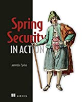 Spring Security in Action Front Cover