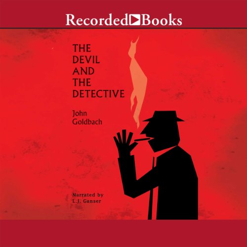 The Devil and the Detective audiobook cover art