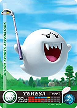 Nintendo Mario Sports Superstars Amiibo Card Golf Boo for Nintendo Switch Wii U and 3DS
