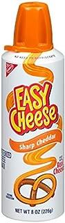 Kraft Easy Cheese Cheese Snack Sharp Cheddar 8-oz
