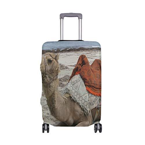 Funda protectora para maleta de viaje, de elastano, de 18 a 20 pulgadas, para mujeres, hombres, adultos y adolescentes