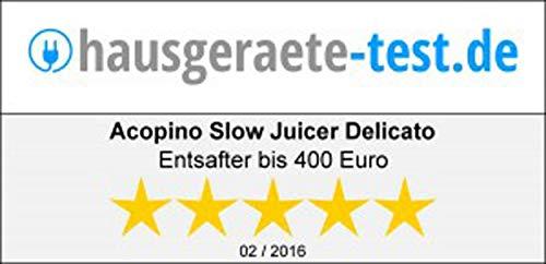 Acopino 360 Delicato Slow Juicer kaufen  Bild 1*