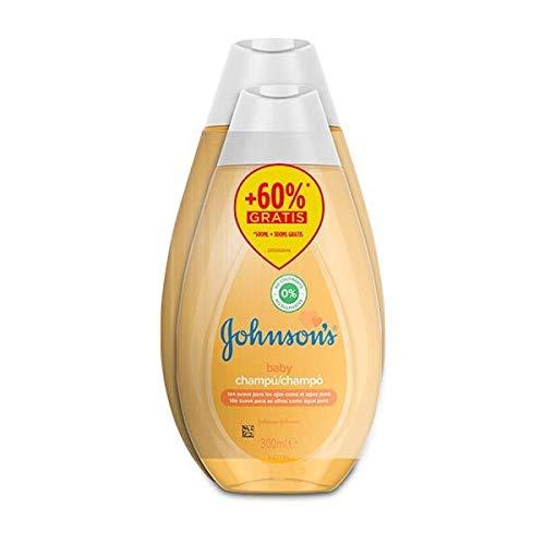 Johnson's Chp 500+300 Normal 800 ml