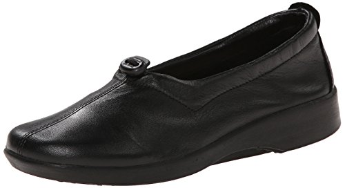 Arcopedico Black Leather Queen Shoe 8-8.5 M US