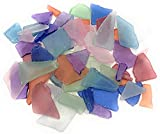 Nautical Crush Trading Vidrio del mar   Surtido mar de Color Mezcla de Vidrio   11 onzas de Cristal del mar para la decoración y artesanía   Además Gratuito náutico Ebook por Joseph Rains