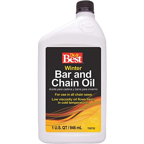 Do it Best Winter Bar and Chain Oil, 1 Qt. - 1 Each