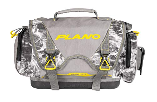 Plano B-Series 3600 Mossy Oak Manta Tackle Bag, Includes 4 Tackle Storage Stows