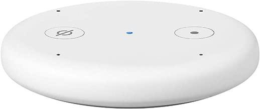 Echo Input, blanco - Añade Alexa a tu altavoz, requiere un altavoz externo con puerto de 3,5 mm o Bluetooth