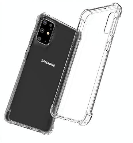 QHOHQ Funda para Samsung Galaxy S20 Plus/S20 Plus 5G, Cases