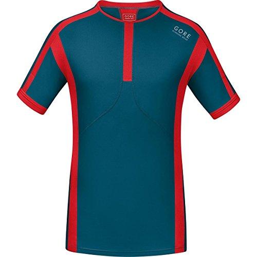 GORE RUNNING WEAR, Maglia Corsa Uomo, Maniche corte, Ultraleggera, GORE Selected Fabrics, Air, SMAIRS