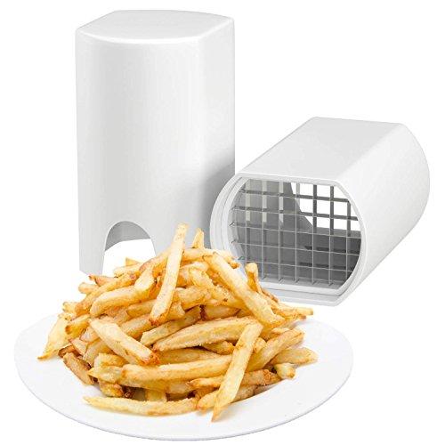 Bradex Potato Chipper Potato Veggie chopper - Best for French Fries & Apple Slices - Potato...