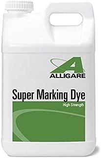 ALLIGARE Blue Dye Spray Indicator Super Marking Dye 1 Qt Insecticide Herbicide Fertilizer