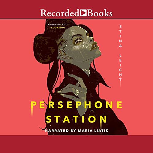 Couverture de Persephone Station