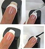 10 unidades de cinta adhesiva para decoración de uñas...