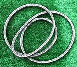 Mower Deck Belt - Kevlar - M154958 M110313 - Compatible with John Deere - S2048 GT242 GT262 GT275 GT225 GT235 GX325