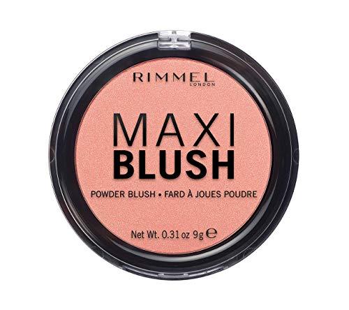 Rimmel, Fard in Polvere Blush a Lunga Durata, Formato Maxi 9 g, 001 Third Base