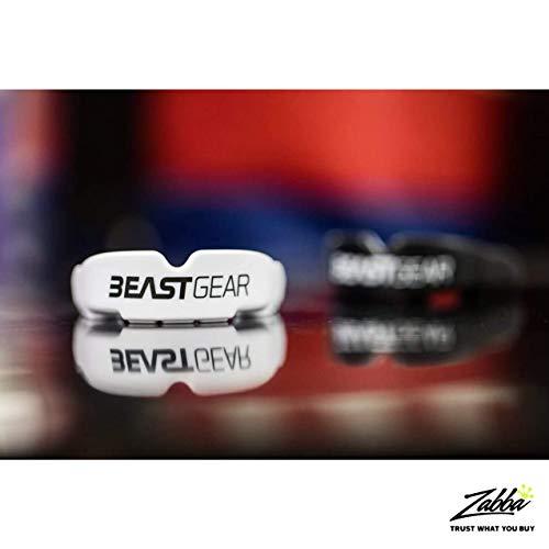 Beast Gear Mundschutz, Zahnschutz für Boxen, MMA, Rugby, Kickboxen, Judo, Karate, Hockey, Kampfsport Abbildung 3