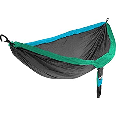 Eagles Nest Outfitters ENO DoubleNest Hammock, The Original Portable Outdoor Camping Hammock for Two, Special Edition Colors, PCT