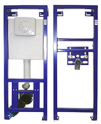 NMT-Siamp WC Vorwandelement im Set mit WT Vorwandelement inkl. Drückerplatte