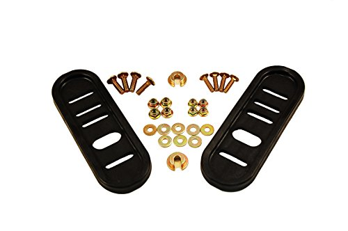 Cheapest Prices! Arnold 490-241-0010 Snow Thrower Slide Shoes, Universal, Poly, 2-Pk.