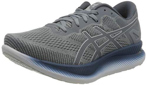 Asics 1011A817-021_42, Zapatos para Correr Hombre, Grey, EU