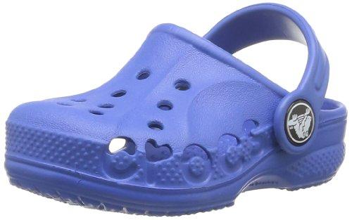 crocs Unisex-Kinder Baya Clogs, Blau (Navy), 32/33 EU
