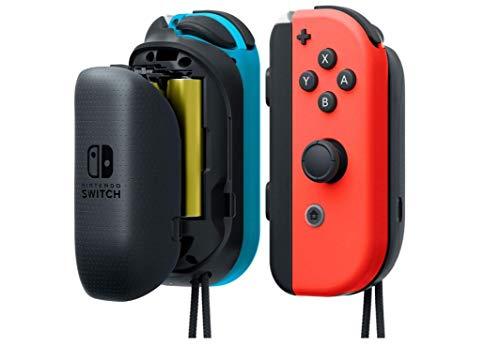 Nintendo - Cargador para Joy-con con Pilas AA Switch