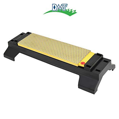 DMT DuoSharp plus Schärfstein– fein/grob mit Sockel, 20,3 cm / 8 Zoll, 1 Stück, WM8FC-WB