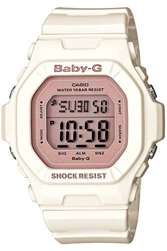 [カシオ] 腕時計 ベビージー BG-5606-7BJF ホワイト