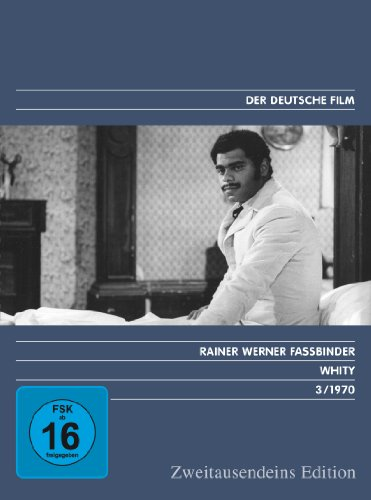 Whity - Zweitausendeins Edition Deutscher Film 3/1970.