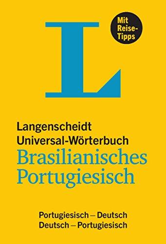 LANGENSCHEIDT UNIVERSAL-WORTERBUCH BRASILIANISCHES PORTUGIESISCH