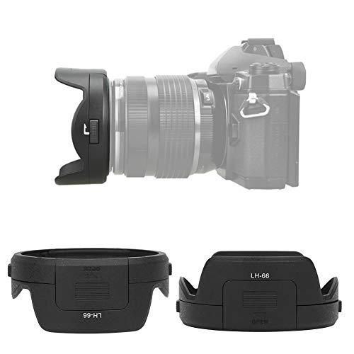 Bindpo LH-66 Lente de la cámara de Repuesto 62mm para Olympus M.ZUIKO Digital ED 12-40mm F/2.8 Pro