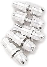 Onkuey 5pcs 2.0mm RC Aluminum Bullet Propeller Adapter Holder for Brushless Motor Prop