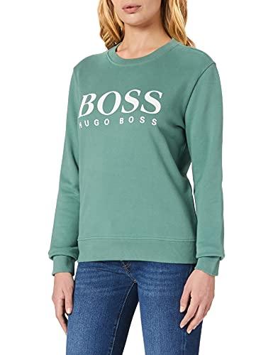BOSS C_Elaboss3 Sudadera, Light/Pastel Green330, M para Mujer