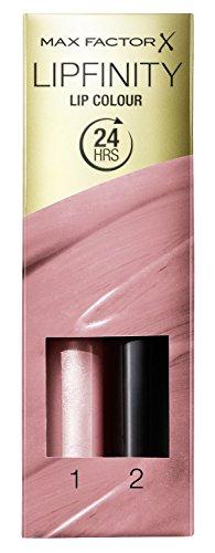 3 x Max Factor Lipfinity Lippenstift Two Step Neu mit Box - 120 Hot