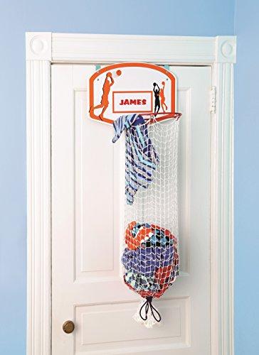 Etna Over-The-Door Basketball Hamper