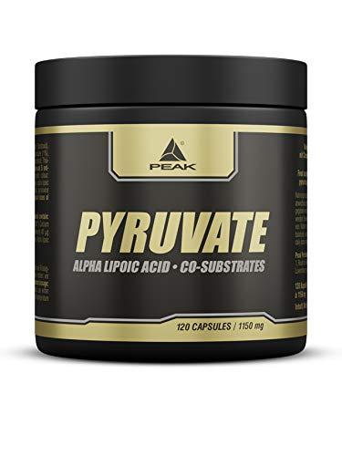 PEAK Pyruvat – 120 kapslar – 1150 mg