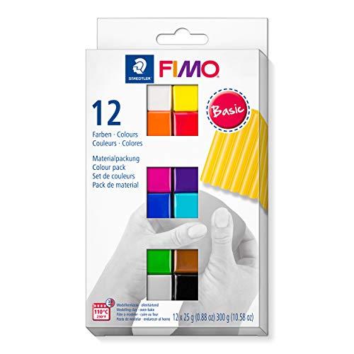 Steadtler FIMO soft ofenhärtende Bild