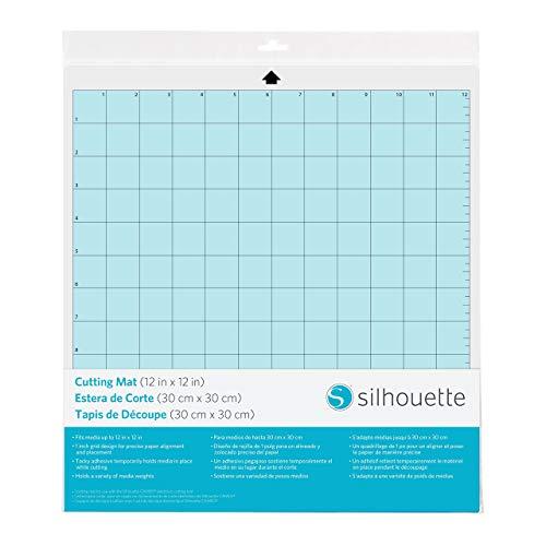 Silhouette CUT-MAT-12-3T Cutting Mat für Cameo 30cm x 30cm