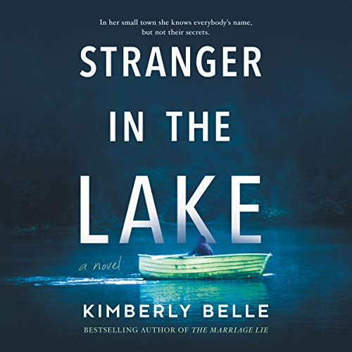 Stranger in the Lake audiobook cover art
