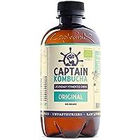 Captain Kombucha Original, Té de burbuja - 400 ml.