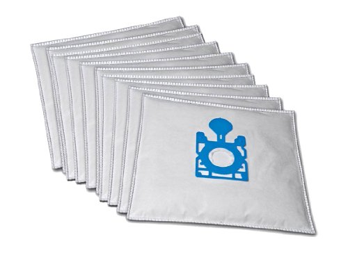 10 Premium Staubsaugerbeutel komaptibel für QUIGG Eco2 1600 Topo inkl. 2 Motorschutzfiltern