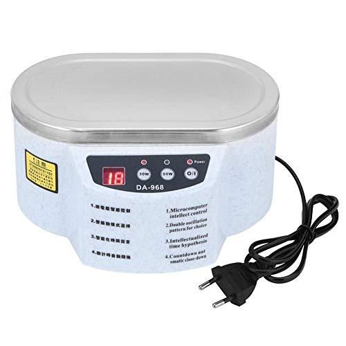 AUNMAS Limpiador de Joyas Mini máquina de Limpieza de Gafas ultrasónica eléctrica...