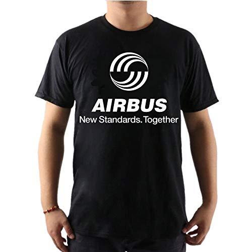 Classic Airbus Aircraft Aerospace T-Shirt