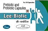 Leeford Leebiotic Prebiotics & Probiotics Supplement - 40 Capsules